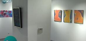 """""""Равновесие: Лирично и експресивно"""": Двама художници с обща изложба (ВИДЕО)"""