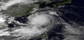 """Мащабна евакуация в Шанхай заради мощния тайфун """"Ин-фа"""" (СНИМКИ+ВИДЕО)"""
