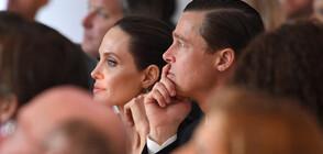 Анджелина Джоли постигна победа в съдебната битка срещу Брад Пит (ВИДЕО)