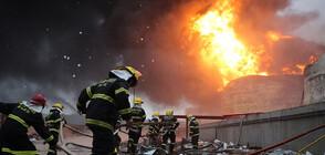 Мощна експлозия в химически завод в Германия (СНИМКИ+ВИДЕО)