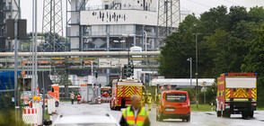 Предотвратиха втора експлозия в завода в Германия, жертвите вече са две