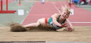 Габриела Петрова отпадна в квалификациите на тройния скок в Токио