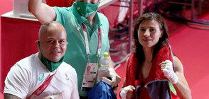 Стойка Кръстева с втори медал за България от Олимпиадата в Токио