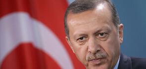 Ердоган заплаши с наказание отговорните за пожарите в Турция