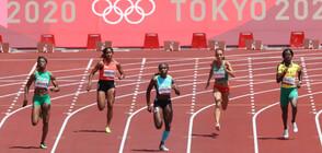 Ивет Лалова и Инна Ефтимова отпаднаха на 200 метра в Токио