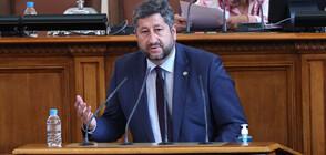 Христо Иванов: Който твърди, че ДБ е искала парчета от баницата, лъже