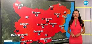 Прогноза за времето (03.08.2021 - сутрешна)