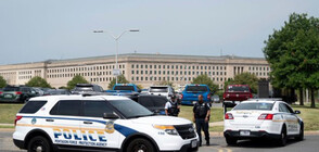 След стрелба: Затвориха района около Пентагона във Вашингтон (СНИМКИ+ВИДЕО)