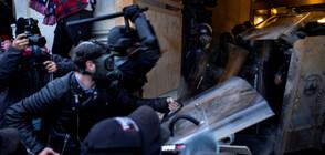 Самоубил се е четвърти полицай, охранявал Капитолия по време на щурма