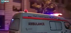 Протести и сблъсъци в Бейрут в деня на траур