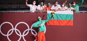 Евелина Николова донесе нов медал за България от Токио (СНИМКИ)
