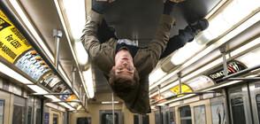 """Андрю Гарфийлд открива своите супер-сили в """"Невероятният Спайдърмен"""""""