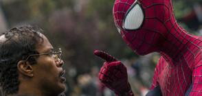 """Спайдърмен спасява Ню Йорк в """"Невероятният Спайдърмен 2"""""""