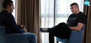 Актьорът зад маската на Дарт Вейдър с ексклузивно интервю за NOVA