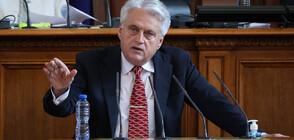 НА ЧЕТИРИ ОЧИ: Бойко Рашков се среща със сръбския си колега