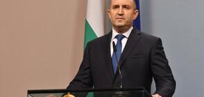Президентът ще представи бъдещия служебен кабинет