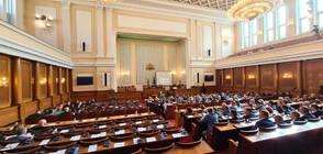 Депутатите решиха: Избираме президент на 14 ноември