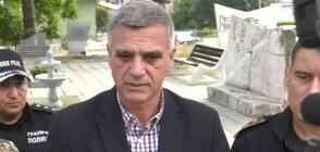 Стефан Янев: Обстановката по границата е спокойна (ВИДЕО)