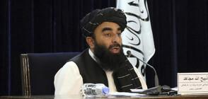 Талибаните обявиха новото правителство на Афганистан (ВИДЕО)