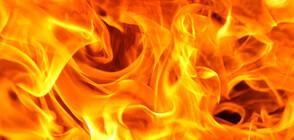 Трети ден гасят пожар в нерегламентирано сметище в Кюстендилско