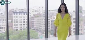 СЕДМИЦА НА МОДАТА: Модното дуо Баджли Мишка представи колекцията си