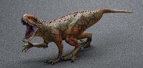 "Откриха вкаменелости от ""царя на динозаврите"""