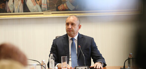 President Radev to schedule two-in-one elections on November 14