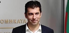 Кирил Петков: Влизам в политиката заедно с Асен Василев