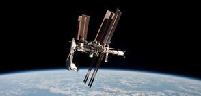 Мисията на тримата китайски астронавти приключи успешно (СНИМКИ)