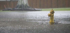 Пренасочени полети заради мощна буря в Италия (СНИМКИ)