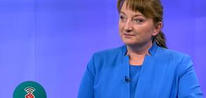 Сачева: Трябва да има коалиционно управление, в което да бъде и ГЕРБ