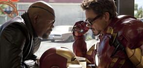 """Робърт Дауни Джуниър се изправя срещу нови врагове в """"Железният човек 2"""""""
