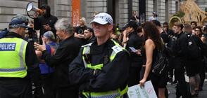 Жена с инсулт чака шест часа на път, блокиран от протестиращи