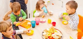 Какво е качеството на храната в училищата и детските градини?