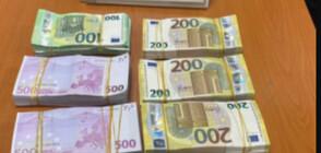 Откриха близо половин милион недекларирани евро в хладилник на тир