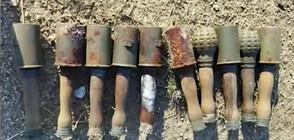 Възрастна жена намери гранати и патрони на тавана си