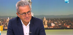Йордан Цонев: Имаме общи позиции по отношение на политиките с дуото Петков-Василев