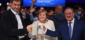 Ден преди изборите - последен опит на Меркел да помогне на своите съпартийци