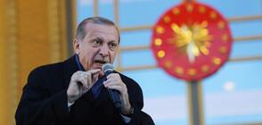 Ердоган обявява за персона нон грата посланиците на 10 държави