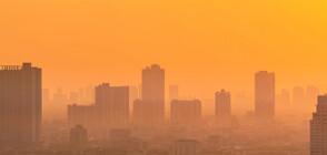Огромен облак от прах покри Сао Пауло
