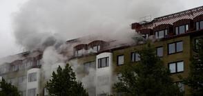 Експлозия в жилищна сграда в Швеция, има ранени (СНИМКИ)