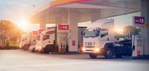 Армията ще помага за зареждането на бензиностанции на Острова