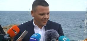 Транспортният министър за заседналия кораб: Ще проверя кой по веригата е спал