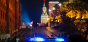 Руската полиция влезе в централата на Комунистическата партия
