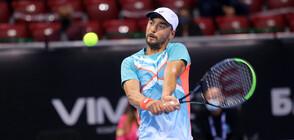 Димитър Кузманов записа първата си победа на Sofia Open