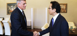 Japan's Ambassador invited Bulgaria to participate at the World Expo 2025