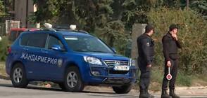Жандармерия в Световрачене след излизането на Венци Боксьора от ареста