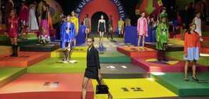 Dior представи колекцията си на Седмицата на модата в Париж (ВИДЕО)