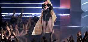 Мадона с импровизирано шоу в Ню Йорк (ВИДЕО)