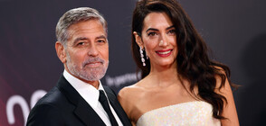 Амал и Джордж Клуни възхитиха с нова приказна поява (СНИМКИ)